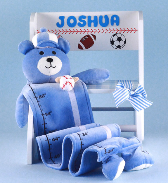 Special New Baby Gift Ideas : Step stool personalized baby boy gift at best prices