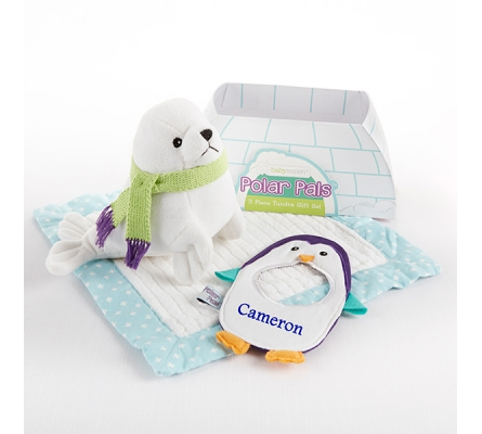 Polar Pals 3-Piece Tundra Gift Set