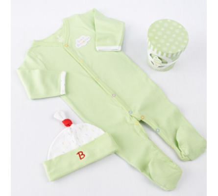 Sweet Dreamzzz A Pint of PJ's Sleep-Time Gift Set, Lime
