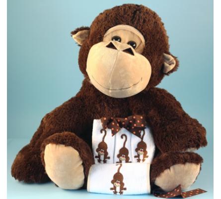 Five Little Monkeys Baby Gift