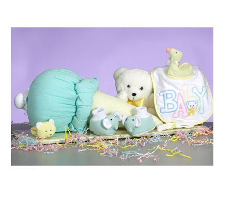 Nice Cream  Layette Baby Shower Gift