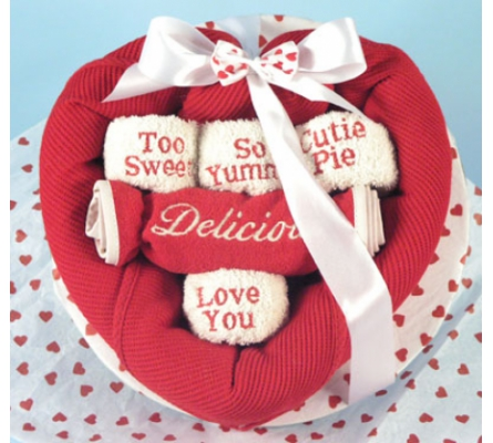 Too Too Sweet Valentine's Day Baby Gift