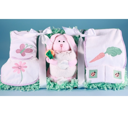 Mother Nature's Magic Garden Baby Girl Gift