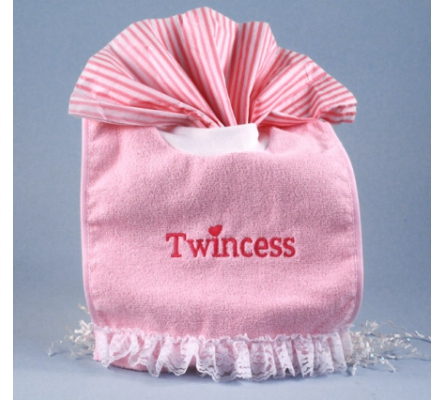 Twincess & Two-riffic Gift for Twins
