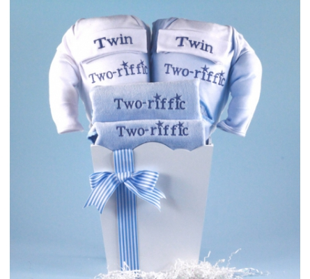 Two-riffic Gift for Twins