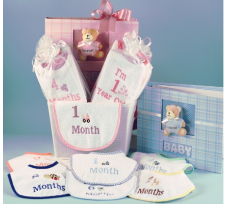 A Year to Remember Photo Keepsake Baby Gift