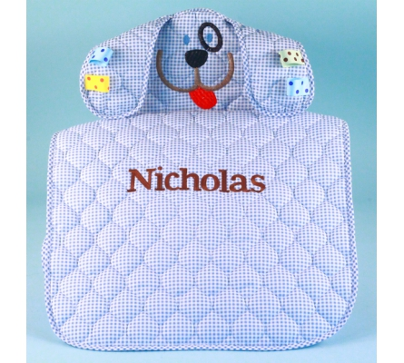 Time for a Change Personalized Changing Pads-Boy
