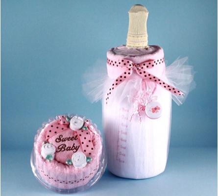 MILK & CAKE BABY GIRL GIFT