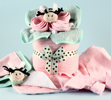 Baby Blossoms Layette Baby Girl Gift