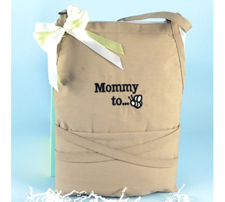 "Mommy To Beeâ""¢ Apron Baby Shower Gift"