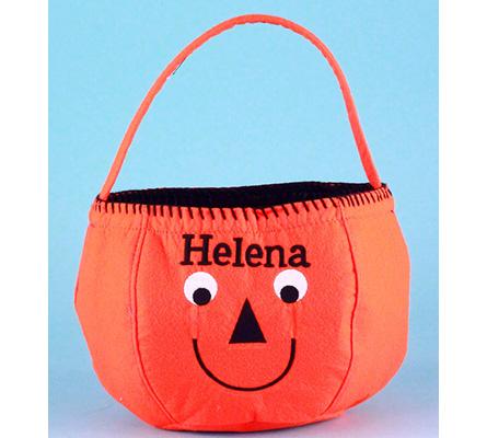 Peek A Boo Halloween Baby Gift Basket