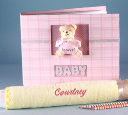 The Write Baby Girl Gift
