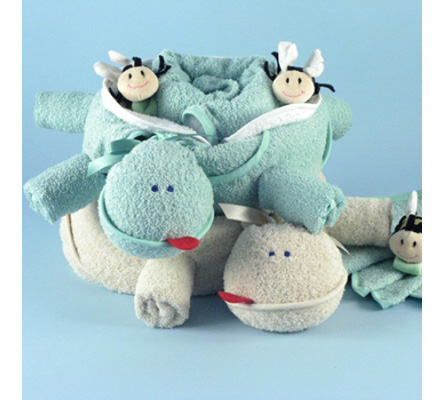 Two Turtles Gift For Twins