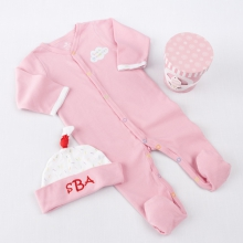 Sweet Dreamzzz A Pint of PJ's Sleep-Time Gift Set, Strawberry