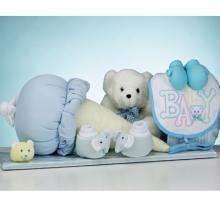 Nice Cream Layette Baby Boy Gift