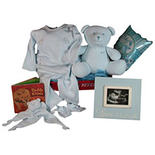 Simply Elegant Emile et Rose Baby Boy Gift