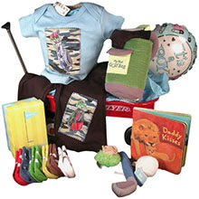 JillyBean bebe Boy Golf Gift