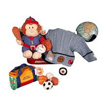 Monkey Baseball Gift