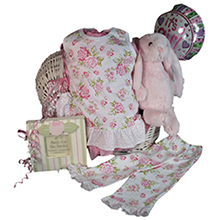 Pretty In Pink Summertime Margery Ellen & JellycatPrecious Baby Girl Gift