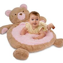 Bear Baby Mat & Layette Baby Gift