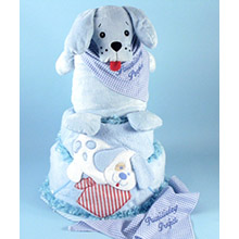 Blueberry Puppy Cake Gift For Dogs