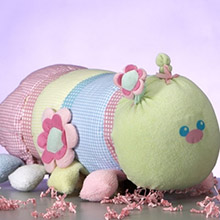 Caterpillar Baby Girl Gift