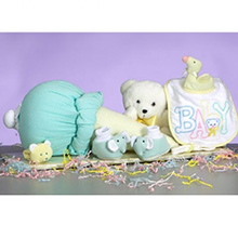 Nice Cream™ Layette Baby Shower Gift