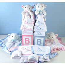 Prince & Princess Gift For Twins