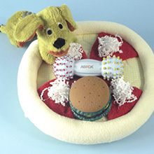 Pupperoni Pizza Gift For Dogs