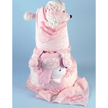 Strawberry Puppy Cake Gift For Dogs