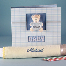 The Write Baby Boy Gift