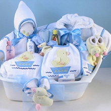 The Baby Spa Baby Boy Gift