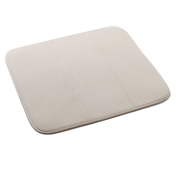 359 Dish Drying Mat Cream