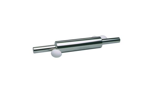 Norpro 10 Stainless Steel  Rolling Pin 3076