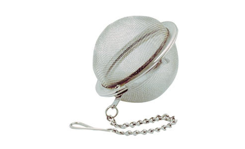 Norpro 2 1/2 Mesh Tea Ball, Stainless Steel  5504