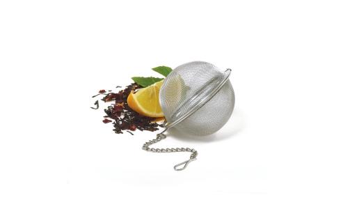 Norpro 2 Mesh Tea Ball, Stainless Steel  5503