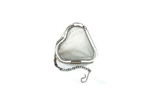 Norpro 2 Stainless Steel  Heart Tea Infuser 5506