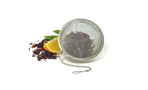 Norpro 3 Mesh Tea Ball Stainless Steel  5505
