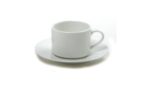 Norpro 8Oz Cup W/Saucer 8620