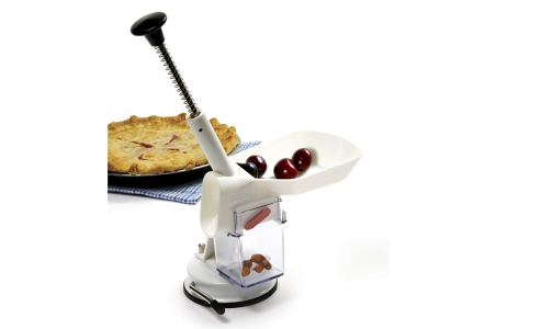 Norpro Deluxe Cherry Pitter With Suction Base 5121
