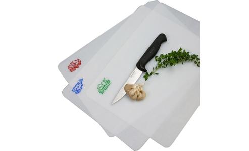 Norpro Flexible Cutting Mats, 3 Piece  Set 37