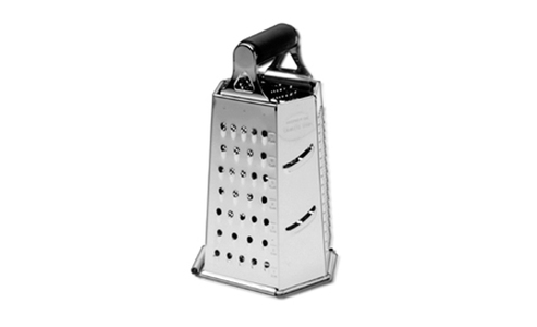 Norpro Grip-Ez Grater With Catcher 344