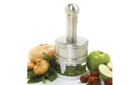 Norpro Jumbo Capacity Stainless Steel  Chopper 848