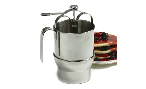 Norpro Jumbo Stainless Steel  Pancake Dispenser 3171