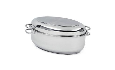 Norpro Krona Stainless Steel  12Qt Multi Roaster 649