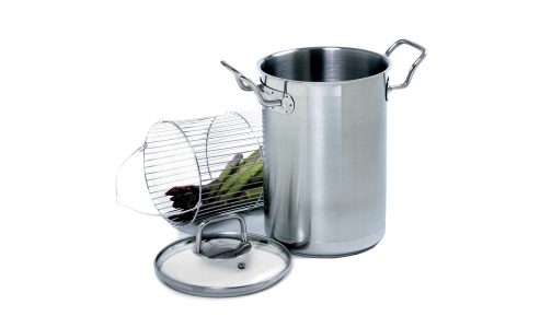 Norpro Krona Stainless Steel  4.5Qt Steamer/Cooker 571