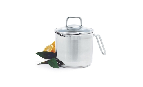 Norpro Krona Stainless Steel  8 Cup Multi-Pot With Straining Lid 650