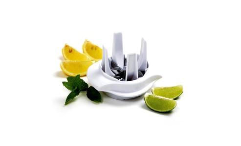 Norpro Lemon/Lime Slicer, White 530