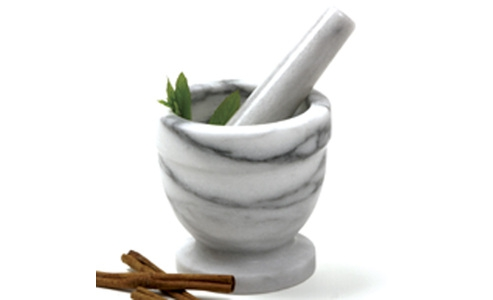 Norpro Marble Mortar And Pestle, 3/4C 695