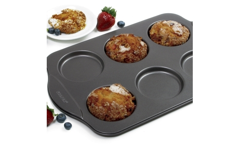 Norpro Non-Stick  Puffy Muffin Crown Pan 3973